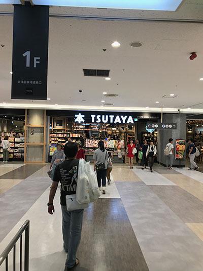 アイブリング八尾店 近鉄八尾駅からの道順8